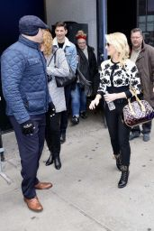 Kellie Pickler is Stylish - Leaving GMA in NYC 01/10/2019