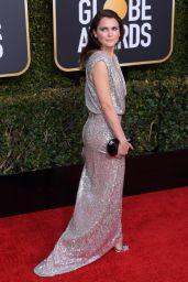Keri Russell – 2019 Golden Globe Awards Red Carpet