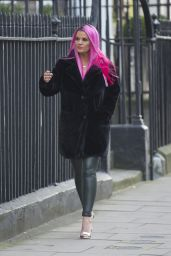 Kerry Katona - Celebs Go Dating Agency in London 01/11/2019