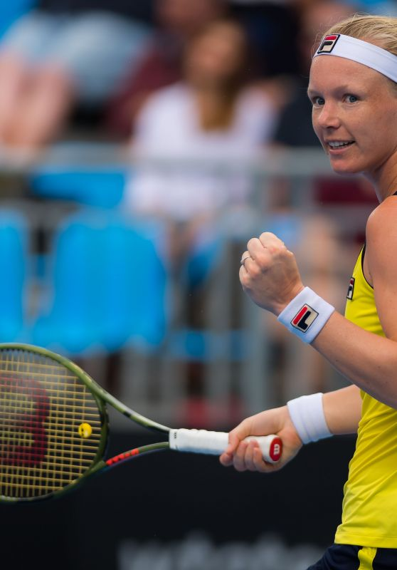 Kiki Bertens – 2019 Sydney International Tennis 01/10/2019