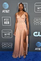 Kiki Layne – 2019 Critics' Choice Awards