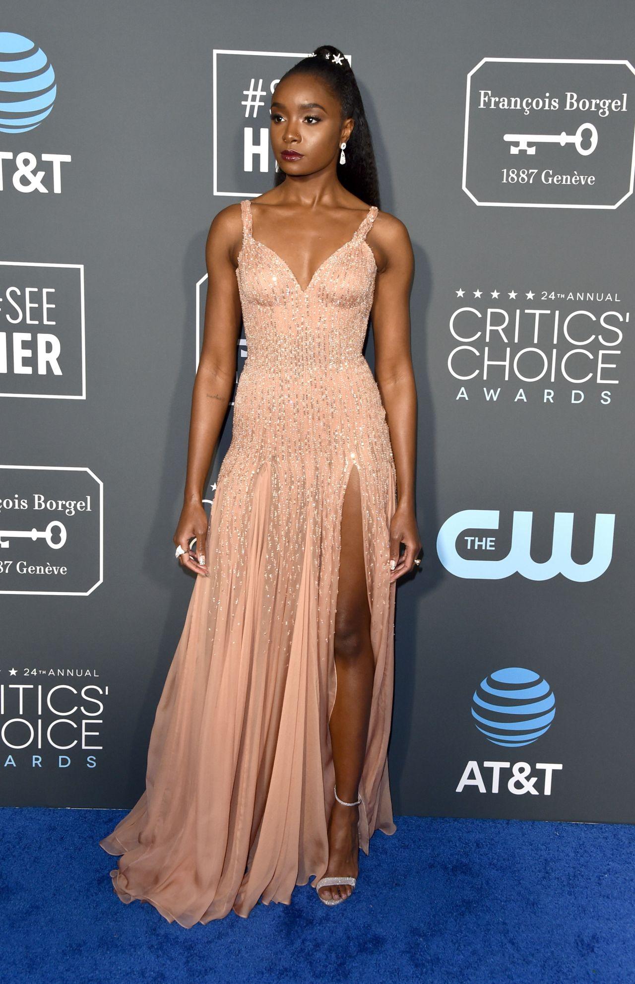 Kiki Layne 2019 Critics Choice Awards