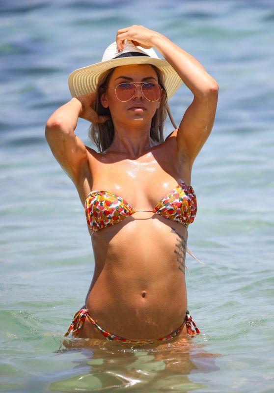 Kirralee Morris in Bikini 01/12/2019