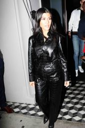 Kourtney Kardashian Night Out - Craig