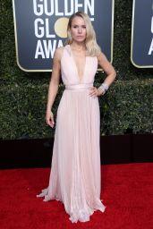 Kristen Bell – 2019 Golden Globe Awards Red Carpet