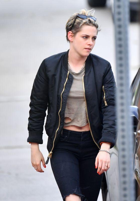 Kristen Stewart - Out in LA 01/14/2019