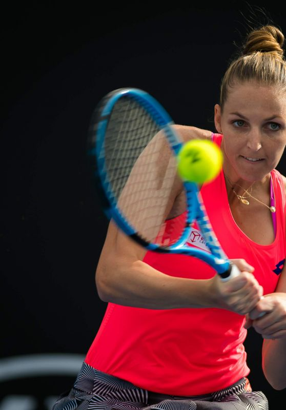 Kristyna Pliskova – Australian Open 01/15/2019