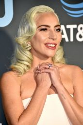 Lady Gaga – 2019 Critics' Choice Awards