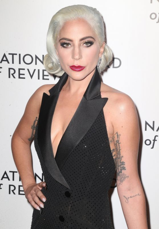 Lady Gaga – 2019 National Board of Review Awards Gala in New York