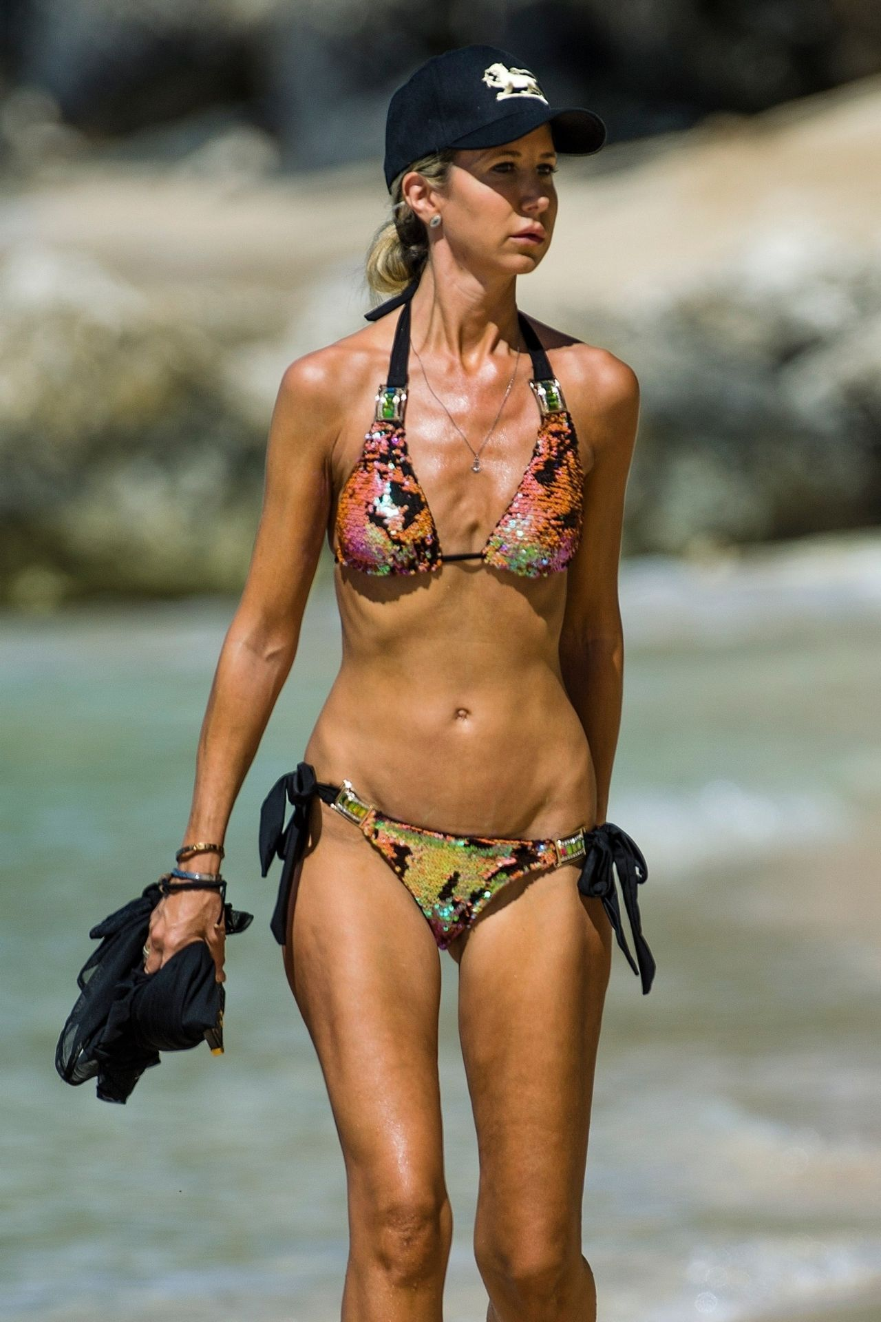 Lady Victoria Hervey Bikini Photos 01 02 2019