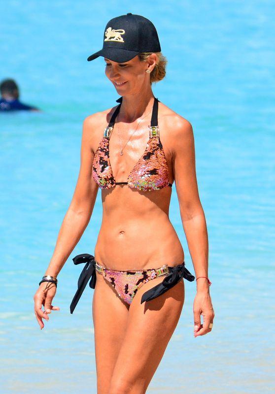 Lady Victoria Hervey Bikini Photos 01/02/2019