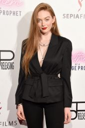 "Larsen Thompson - ""Anthem of a Teenage Prophet"" Premiere in Hollywood"