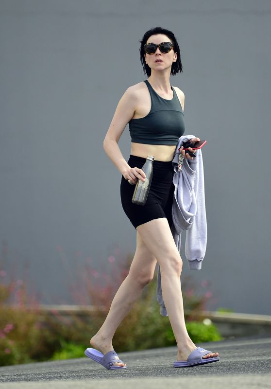 Laura Prepon in Tight Workout Clothes 01/20/2019