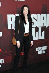 "Laura Prepon - ""Russian Doll"" Premiere in New York"