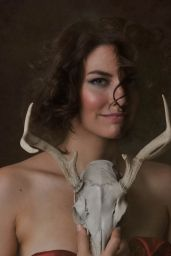 Lauren Cohan - Portraits, January 2019
