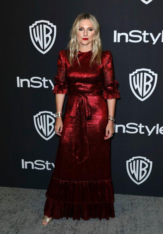 Lauren Laverne – InStyle and Warner Bros Golden Globe 2019 After Party