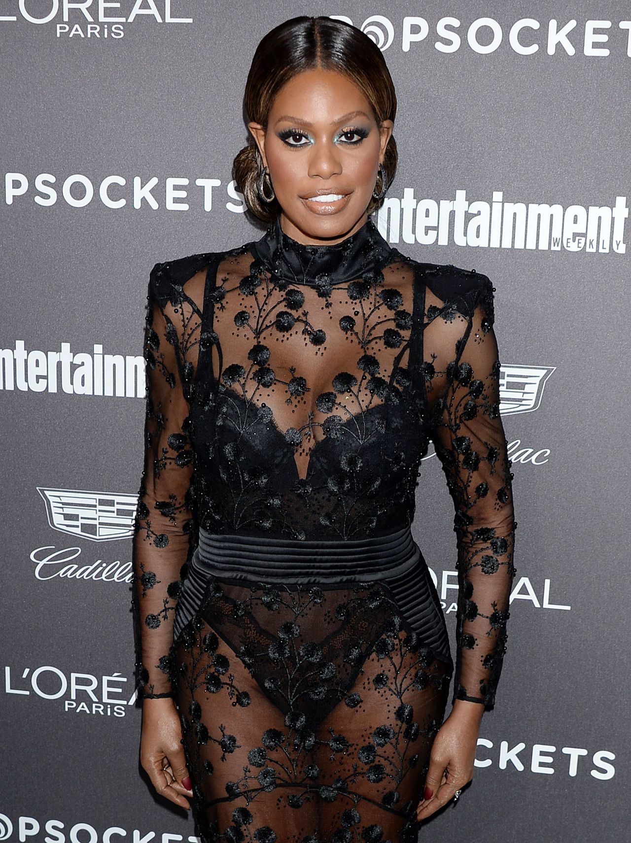 2019 Laverne Cox naked (45 foto and video), Ass, Paparazzi, Boobs, underwear 2015