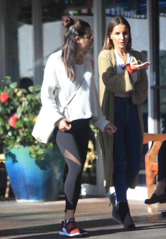 Lea Michele - Shopping in Beverley Hills 01/10/2019