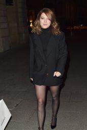 Lea Seydoux - Boucheron Cocktail Party in Paris 01/20/2019 (More Photos)