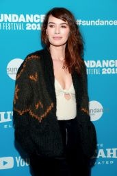 "Lena Headey - ""Fighting with My Family"" Special Screening & Premiere at The Sundance Film Festival"
