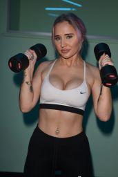 Leonie McSorley - KOR Fitness Studio in Manchester 01/14/2019