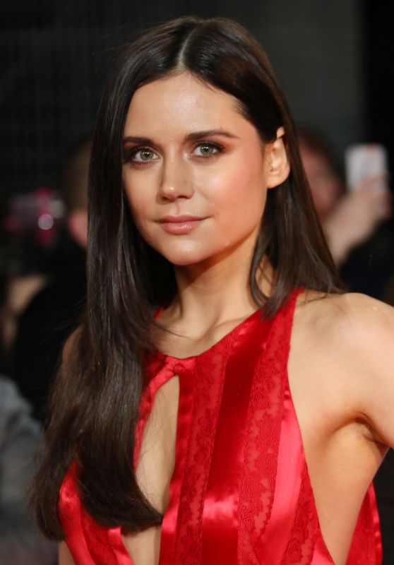 Lilah Parsons – National Television Awards 2019