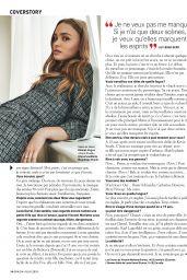 Lily-Rose Depp - Grazia France 01/18/2019