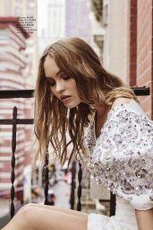 Lily-Rose Depp - Vogue Australia February 2019