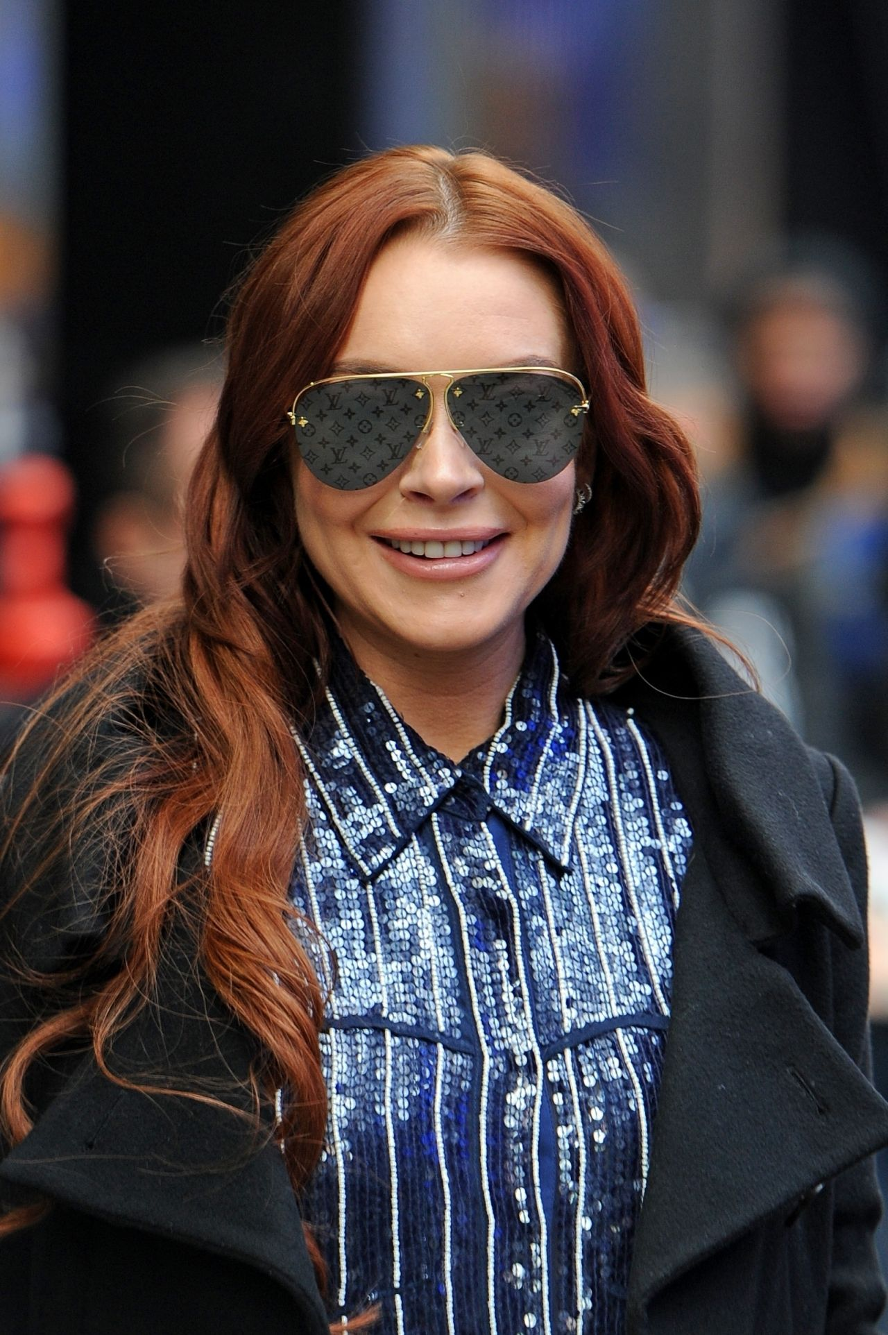 Lindsay Lohan - Out in...
