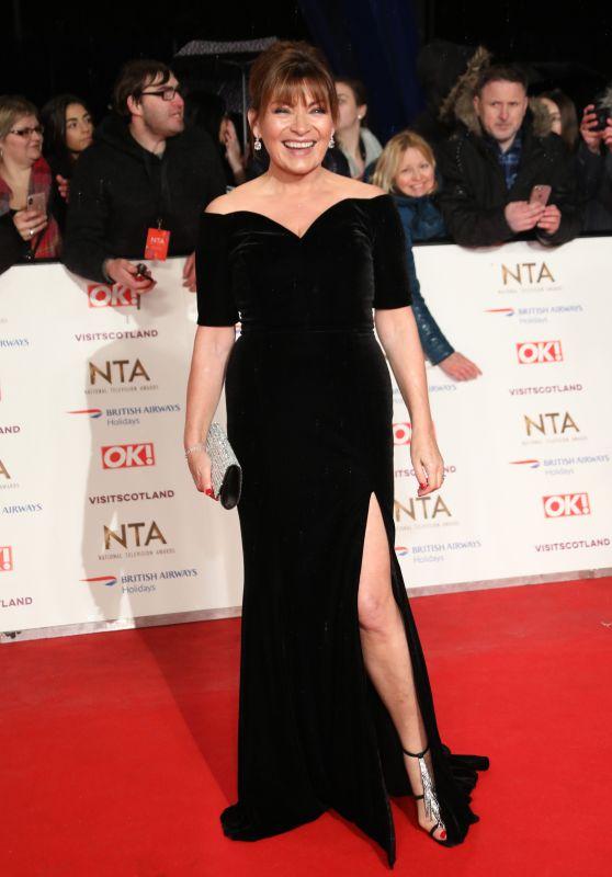 Lorraine Kelly – National Television Awards 2019