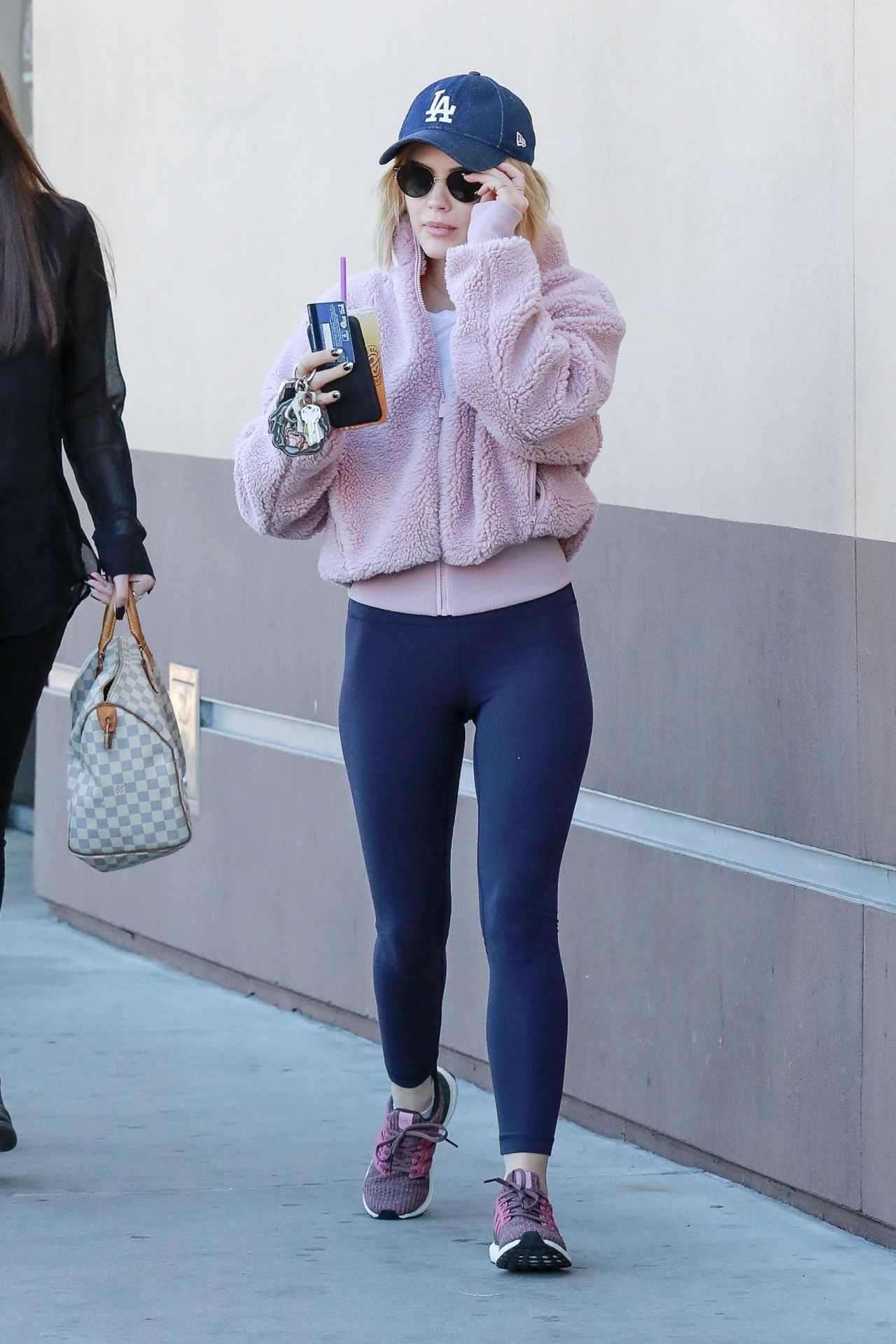 Lucy Hale in Tights 01/04/2019