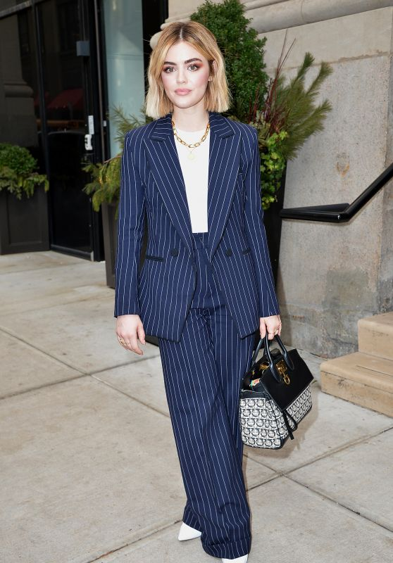Lucy Hale is Stylish 01/09/2019