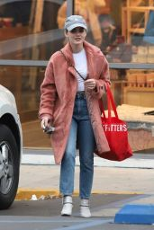 Lucy Hale - Out in Los Angeles 01/05/2019