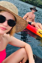 Lucy Hale - Personal Pics 01/22/2019