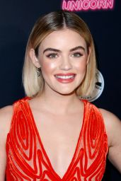"Lucy Hale - ""The Unicorn"" Premiere in Hollywood"
