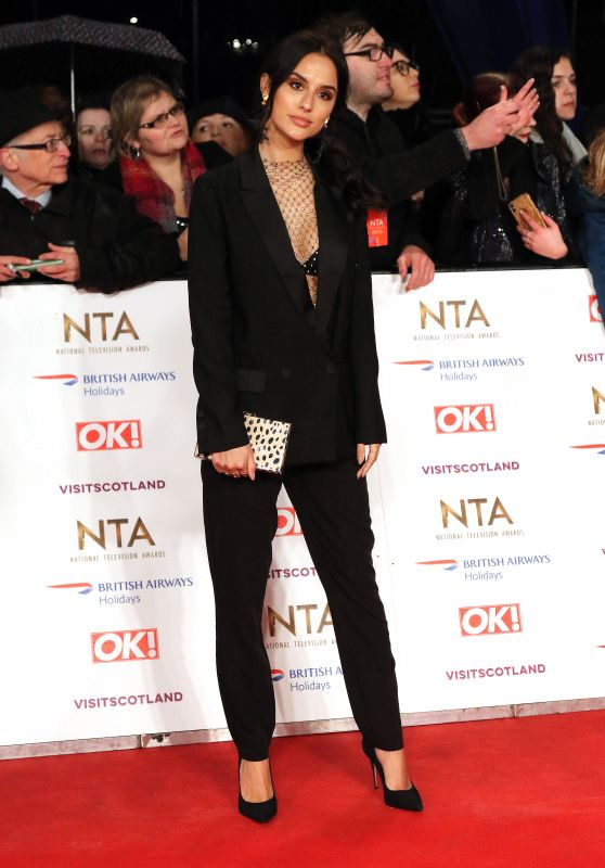 Lucy Watson – National Television Awards 2019