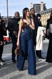 Madison Beer - Outside Off-White Menswear Fall/Winter 2019-2020 Show in Paris