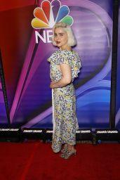 Mae Whitman – NBC's NY Mid Season Press Junket 01/24/2019
