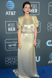 Maggie Gyllenhaal – 2019 Critics' Choice Awards
