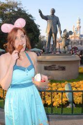 Maitland Ward - New Years 2019 Weekend at Disneyland in Anaheim