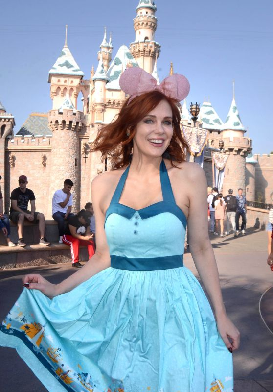 Maitland Ward - New Years 2019 Weekend at Disneyland in Anaheim