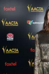 Mallory Jansen - 2018 AACTA International Awards