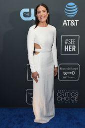 Mandy Moore – 2019 Critics' Choice Awards