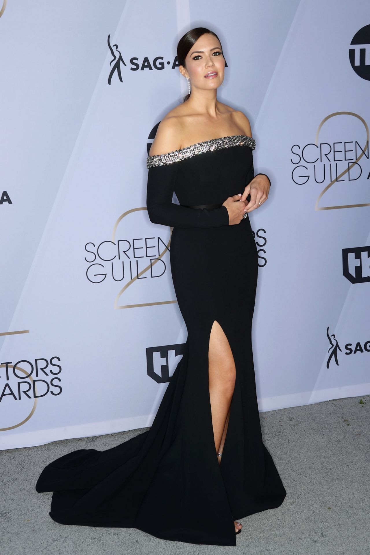 Mandy Moore 2019 Sag Awards