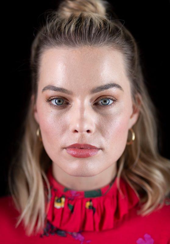 Margot Robbie - BuzzFeed UK January 2019 Photoshoot