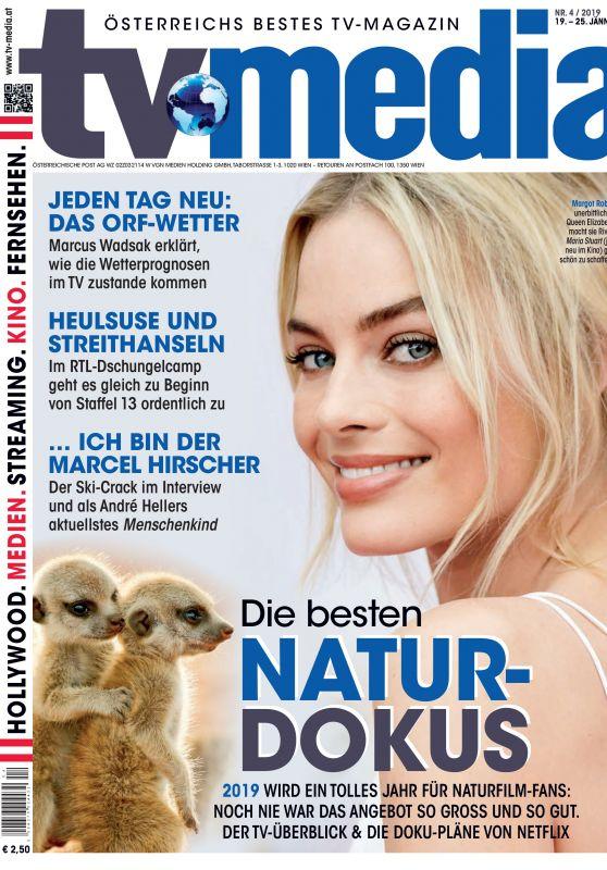Margot Robbie - TVMedia January 2019