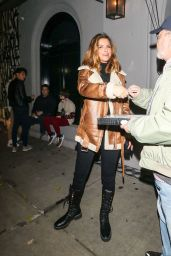 Maria Menounos Night Out Style 01/19/2019