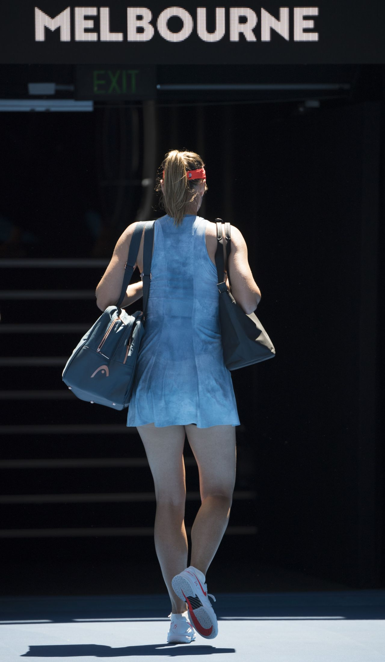Maria Sharapova Australian Open 01 20 2019