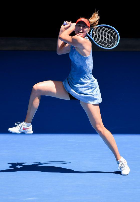 Maria Sharapova – Australian Open 01/20/2019