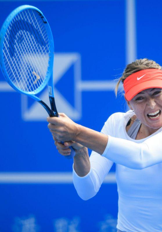 Maria Sharapova - Brisbane International 01/02/2019